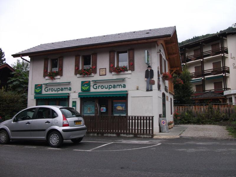 Samoëns ancienne gare (Haute-Savoie)