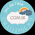 Challenge com 16 n°9