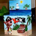 Boîte à livres pirates (2008)