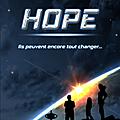 Affiche science-fiction Photoshop