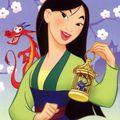 Zhao Wei est <b>Mulan</b>