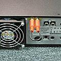 Icom ic7300 : possibilité de modification des filtres de bande (radioamateur)