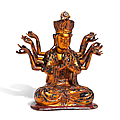 Bodhisattva, Vietnam, <b>late</b> <b>19th</b> <b>century</b> or somewhat <b>later</b>