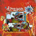 le dragon du bonheur