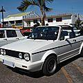 VOLKSWAGEN Golf I cabriolet Le Tampon (1)