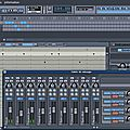 Hydrogen (boîte à rythmes virtuelle développée sous linux)