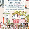 Marché de l'eglantine et nuit des musées - week-end des 15, 16 et 17 mai 2015