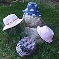 Ronde des chapeaux!!