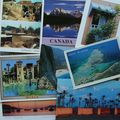 No mad cartes postales