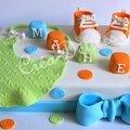 Voici un gâteau que j'adore pour une cliente
