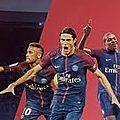 Neymar-Cavani-Mbappe, un trio magique ?