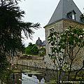Château des arcis à meslay-du-maine (2/3)
