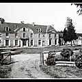 LE MANS - BRAINS-SUR-GÉE (72) - JACQUES-GUILLAUME-RENÉ-FRANÇOIS PRUDHOMME DE LA BOUSSINIÈRE DES VALLÉES, <b>EVÊQUE</b> CONSTITUTIONNEL