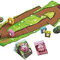 Boutique jeux de société - Pontivy - morbihan - ludis factory - Cochon rapido matériel