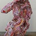 Hervé THAREL SCHMIMBLOCK'S mouv' 2012 - acrylique sur argile 20,5cmx23cm (4)
