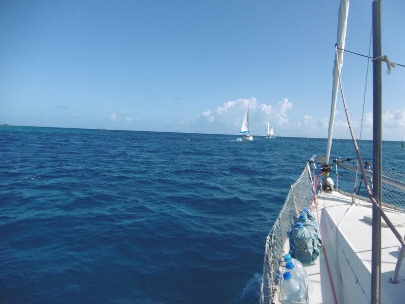 cap sur TORTOLA - Trellis Bay (1)