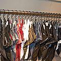 détails jeans hommes