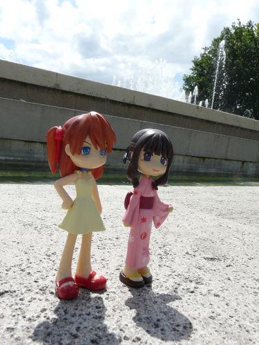 Asuka & Maé