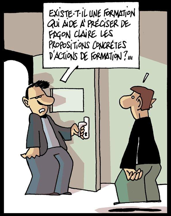 32 milliards, c'est le budget que la France consacre chaque année à la formation professionnelle. Multiplication des fraudes.