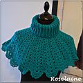 Roselaine228 Chauffe épaules coquilles