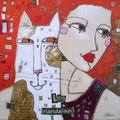 1- Femmes et chats