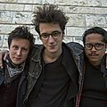 Radio Elvis - Les Inouïs - Bourges 2015