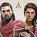 <b>ASSASSIN</b>'<b>S</b> <b>CREED</b> ODYSSEY - UN PUR RPG