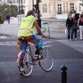 cycliste Pont Neuf