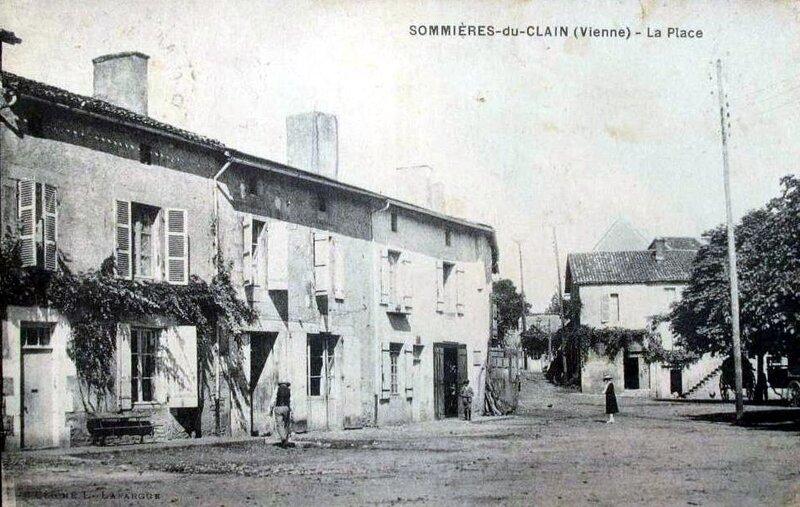 1918-03-27 - Sommière du Clain