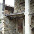 Un superbe balcon à bois