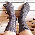 Socks sisters/sœurs de chaussettes