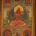 Red Tara <b>Thangka</b>. Tibet, 18th century, Palpung (Situ Panchen Style)