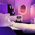 Virgin <b>Atlantic</b> dévoile le premier A330-200 remis à neuf