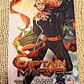 Captain Marvel, tome 2 : La chute d'une étoile