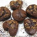 Fondants chocolat-praline