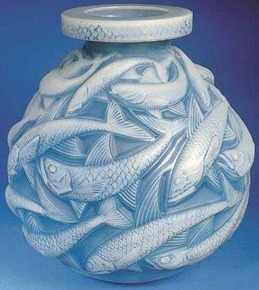 Vase - Salmonidés