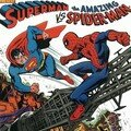 Swipe de superman vs the amazing spider-man