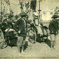 19. Exposition Coloniale Marseille 1906 pousse pousse.