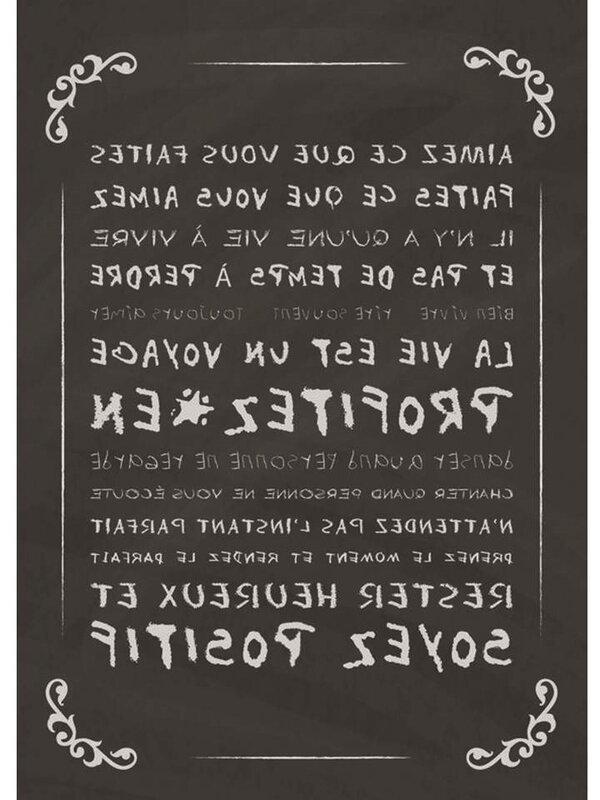Règles de vie (10)