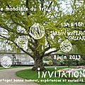 Journée mondiale du tricot ce samedi 8 juin à orléans