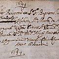 # Battezzati dall <b>1611</b> al 1697