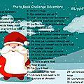 Photo book challenge décembre !