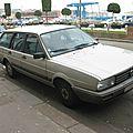 Volkswagen passat variant b2 (1980-1988)