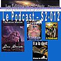 12e émission de la série 2 du podcast des éditions de l'à venir