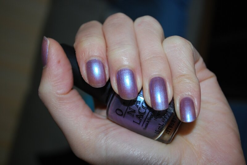 OPI the color to watch (bis)