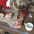 STAGES DE CREATION DE MOBILIER EN <b>CARTON</b>