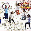 Pop corn: et que ça saute! avec notre joyeuse
