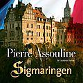Sigmaringen, de assouline pierre