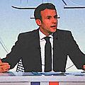 Emmanuel Macron et l'électrochoc du confinement nocturne