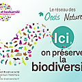 Une <b>Oasis</b> Nature